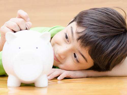 Financial advice for kids ages 5-7