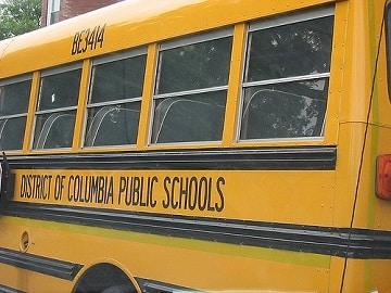 DC school bus